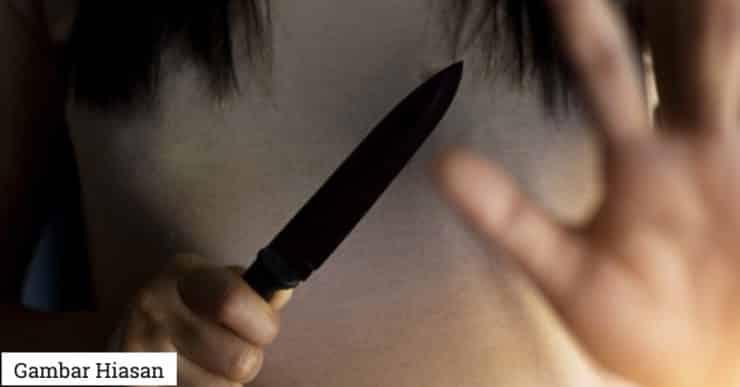 Wanita potong alat kelamin suaminya dan memasaknya